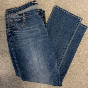 Old Navy Curvy Jeans!